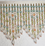 Acrylic Beaded Fringe