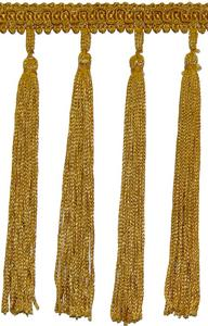 5 1/2 Long Tassel Fringe 2046