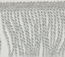 Metallic Mylar Bullion Fringe