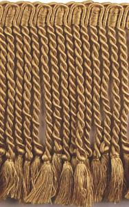 8 Tassel Bullion Fringe