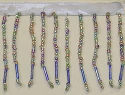 1 3/4 Glass Beaded Fringe