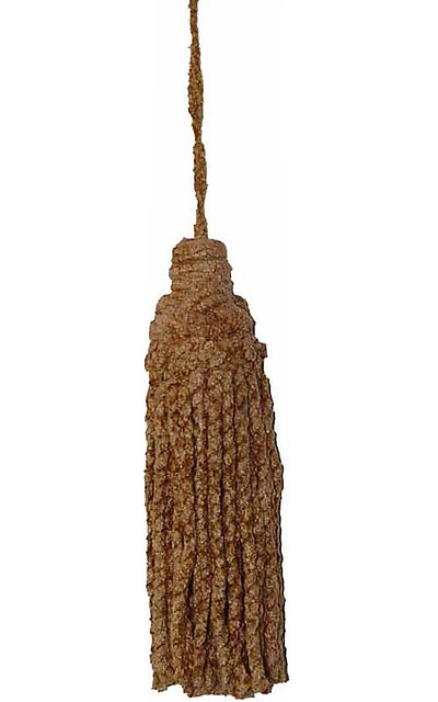 6 1/2 Tassel With 4 Loop