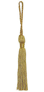 4 Tassel with 2 Loop