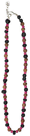 16 Long Coco Bead Necklace